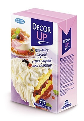 Foto: MASTER MARTINI Decor UP Crema vegetale UHT 1 lt
