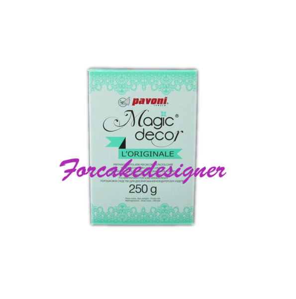 Foto: Pavoni Magic Decor 250 gr