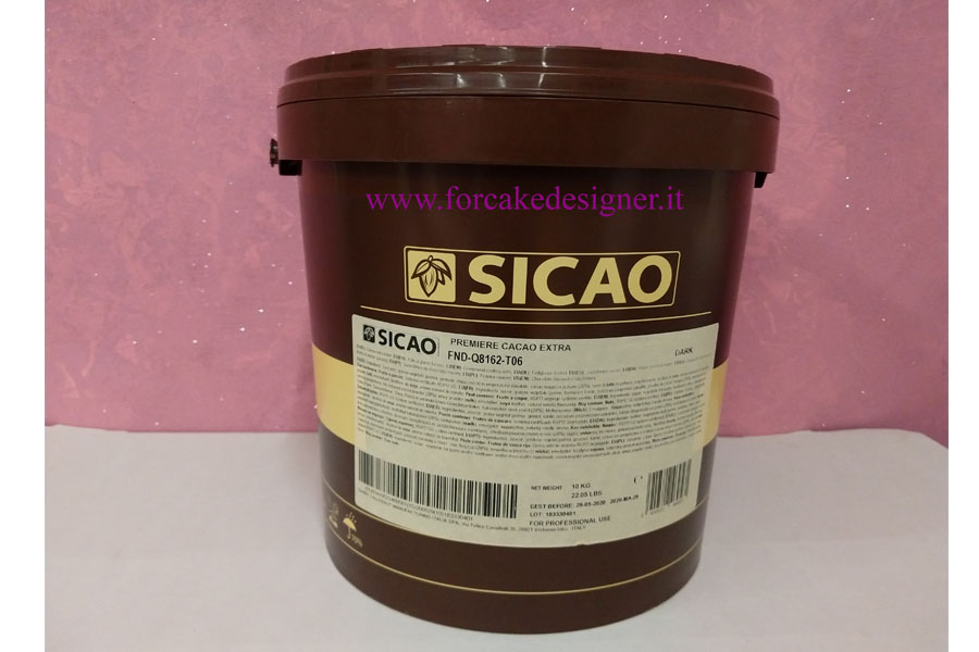 Foto: Sicao Premiere cacao extra 10 kg